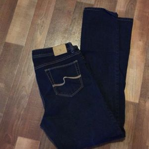 Us Polo signature straight jeans size 8
